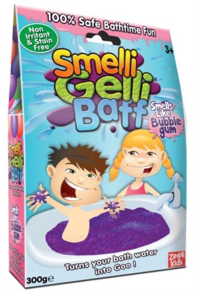GELLI BAFF Gelová koupel s vůní žvýkačky