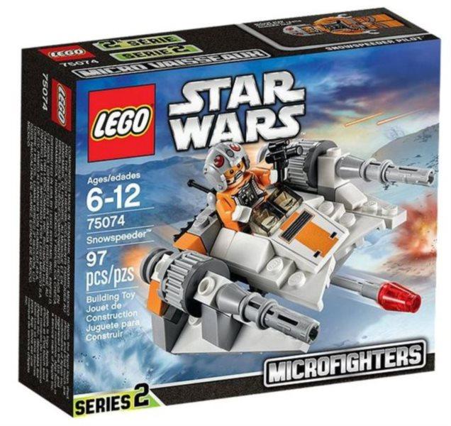 Stavebnice LEGO® Star Wars 75074 Snowspeeder