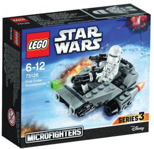 Stavebnice LEGO® Star Wars 75126 Snowspeeder Prvního řádu