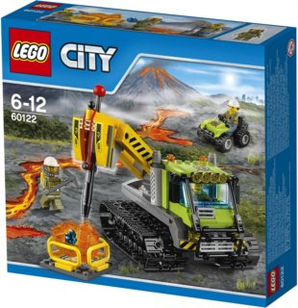 Stavebnice LEGO® City 60122 Sopečná rolba