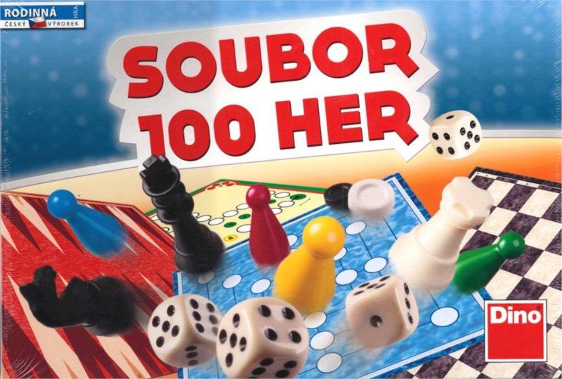 Soubor 100 her, DINO