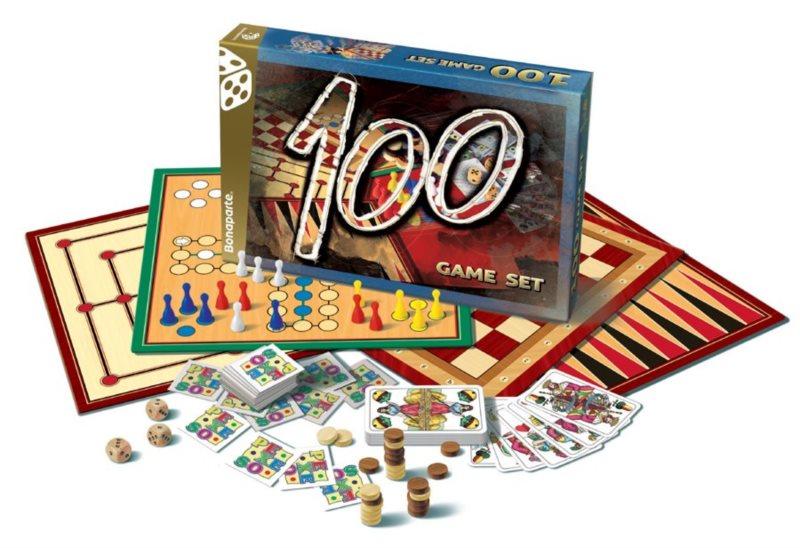 Soubor her - 100 herních variant