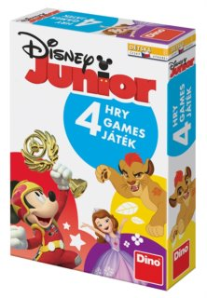 Soubor her Disney Junior