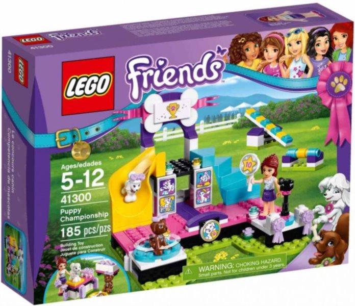 LEGO® Friends 41300 Soutěž štěňátek
