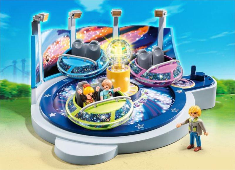Playmobil 5554 Spaceship atrakce