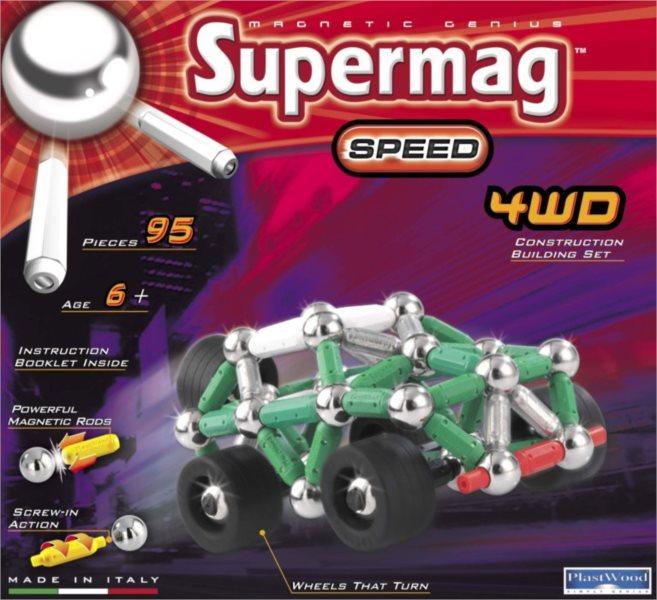 Supermag Speed : Auto 4WD
