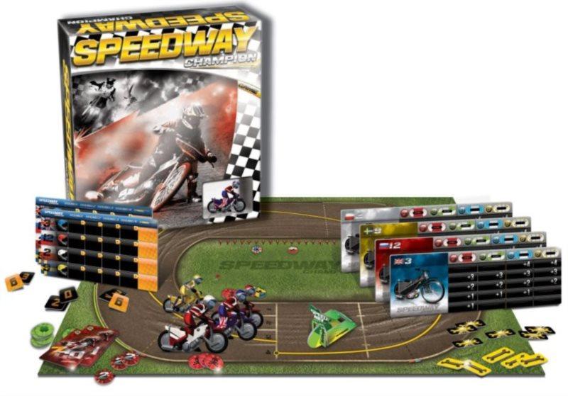 Společenská hra Speedway champion, BONAPARTE