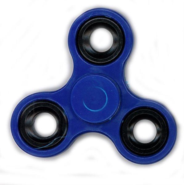Spinner modrý