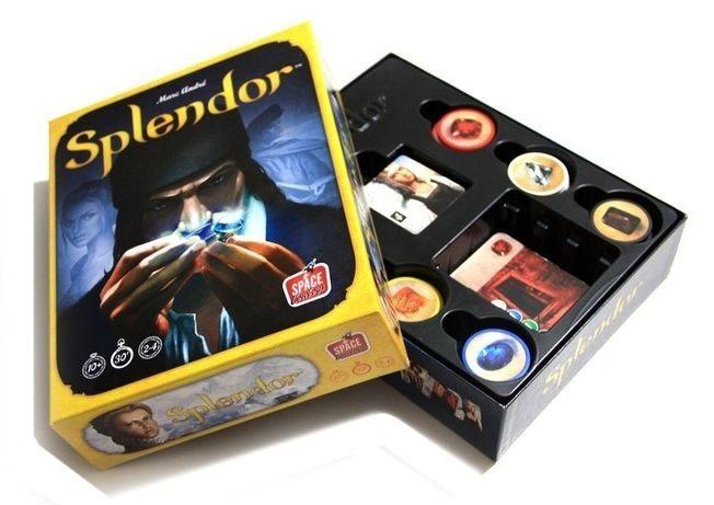 Stolní hra Splendor