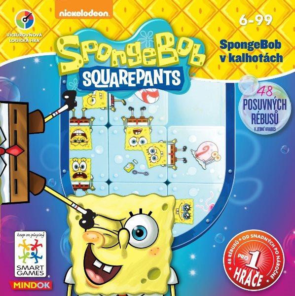 SpongeBob - víceúrovňové rébusy, MINDOK