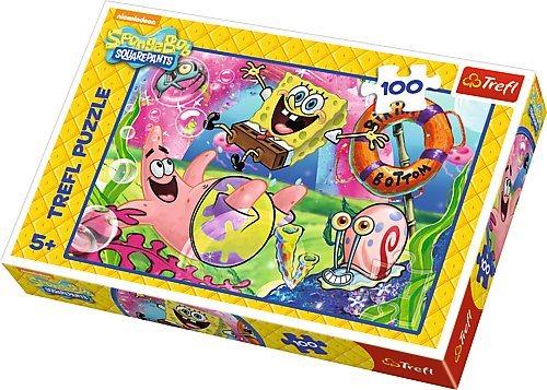 TREFL SpongeBob 2v1