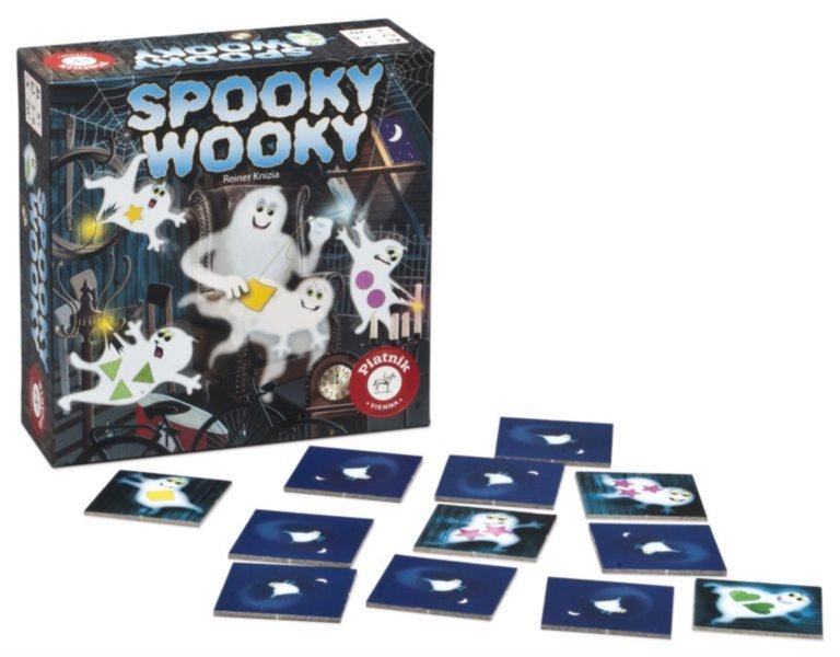 Spooky Wooky PIATNIK