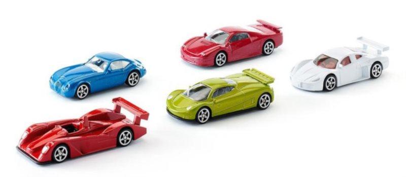 Sada: Sportovní auta