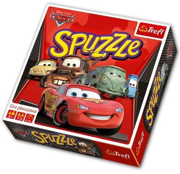 Spuzzle: Auta