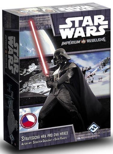 Strategická hra Star Wars: Impérium vs Rebelové