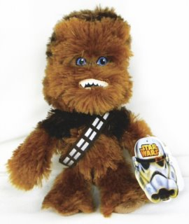 Star Wars: Chewbacca 17 cm