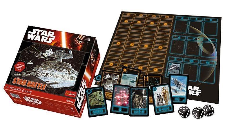 TREFL Hra Star Wars: hvězdná bitva