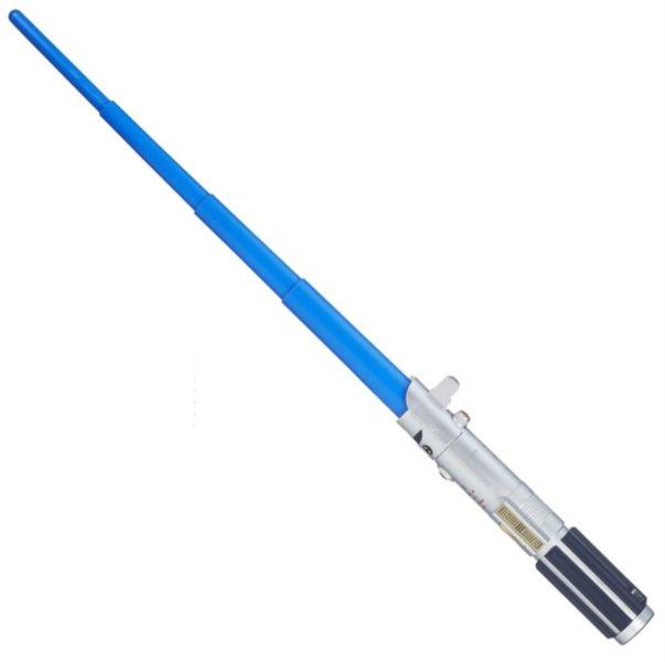 Star Wars kombinovatelný světelný meč (modrý)
