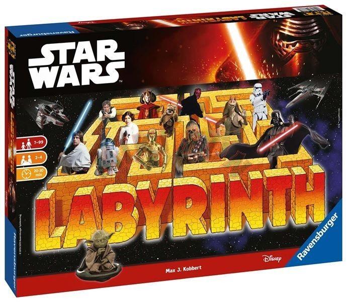 Společenská hra Star Wars Labyrinth, RAVENSBURGER