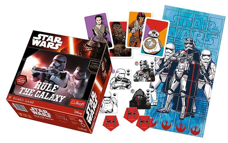 TREFL Hra Star Wars: Ovládni galaxii