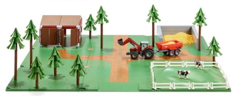 SIKU World 5601 Startovací farmářský set + dárek