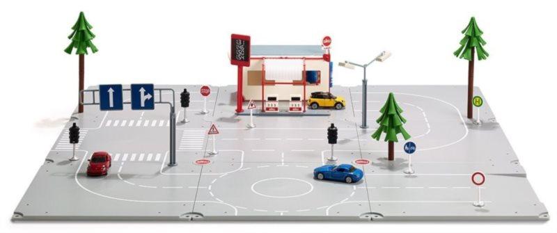 SIKU World 5501 Startovací set Město + dárek