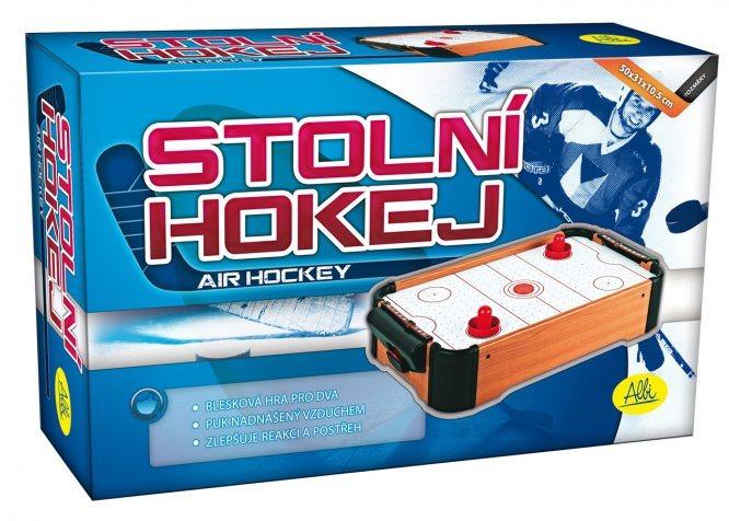 poškozený obal: ALBI Stolní hokej (Air Hockey)