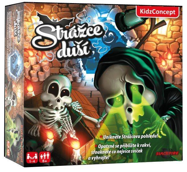 Dětská hra Strážce duší, ADC BLACKFIRE