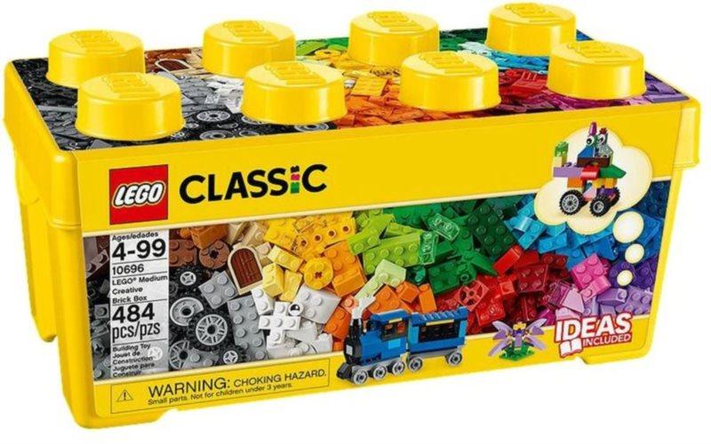 Stavebnice LEGO® Classic 10696 Střední kreativní box