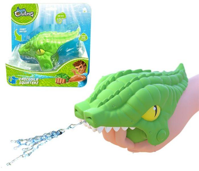 Stříkací krokodýl