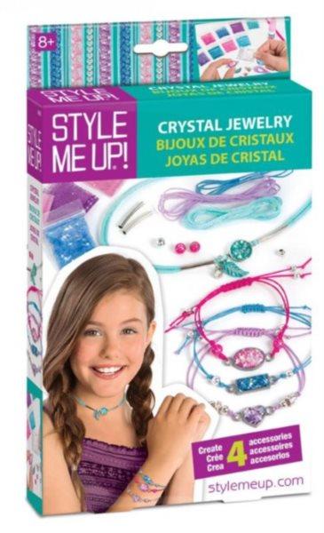 WOOKY Style Me Up: Třpytivé šperky