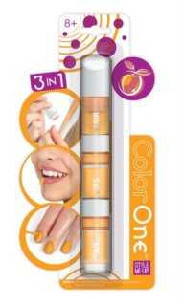 Style Me Up: Sada 3v1 oranžová