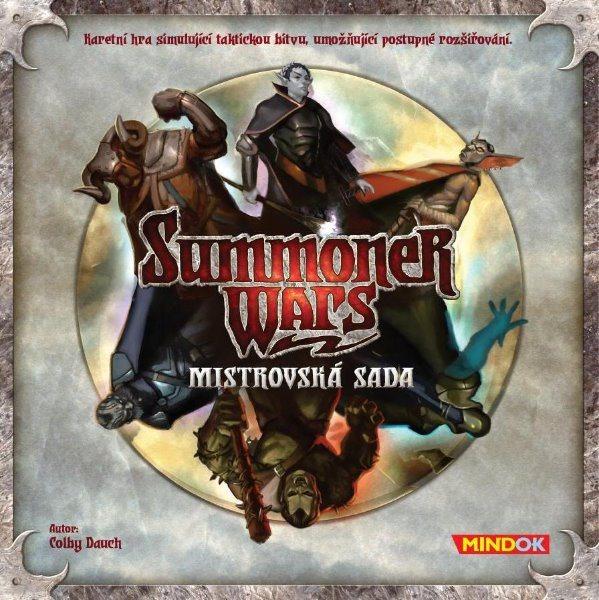 Společenská hra Summoner Wars: Mistrovská sada, MINDOK