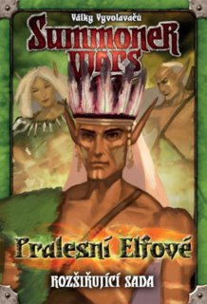 Společenská hra Summoner Wars: Pralesní Elfové (rozšiřující sada), MINDOK
