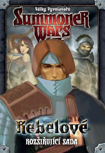 Společenská hra Summoner Wars: Rebelové (rozšiřující sada), MINDOK