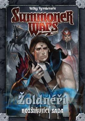 Společenská hra Summoner Wars: Žoldnéři (rozšiřující sada), MINDOK