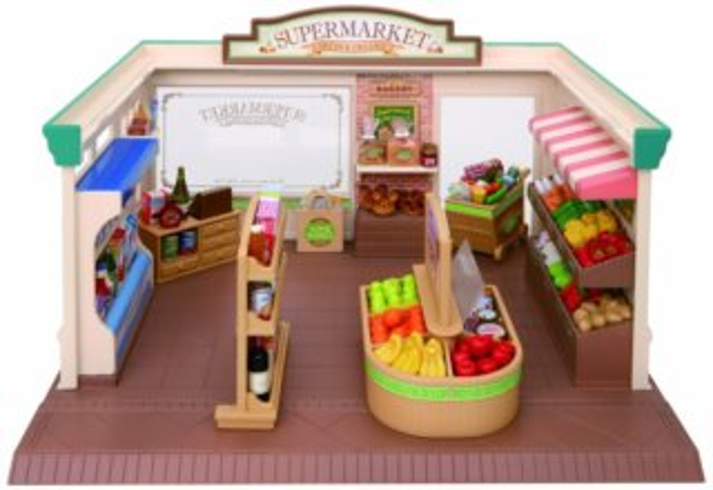 Sylvanian Families 5049 Supermarket