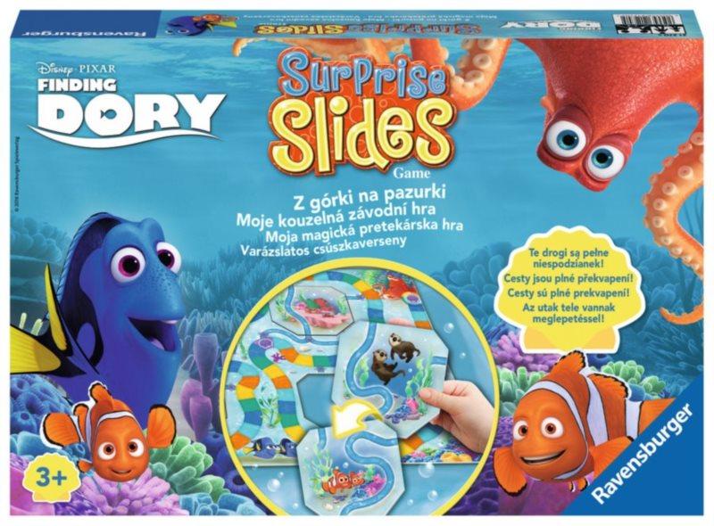 Hra RAVENSBURGER 21270 SurPrise Slides Hledá se Dory