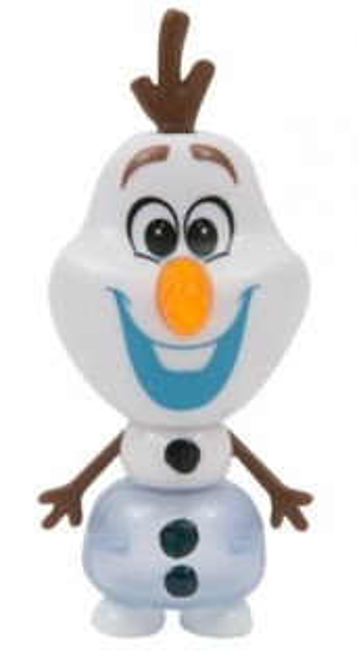 Svítící mini figurka Olaf