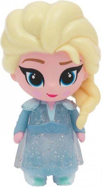 Svítící mini panenka Elsa v modrých šatech