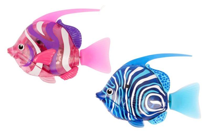 ZURU Svítící robo ryba - Klipka hrotcová