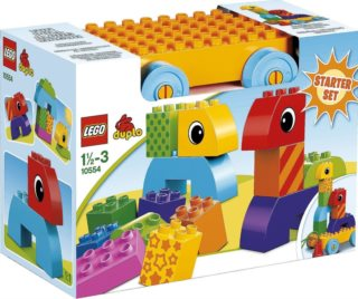Stavebnice LEGO® DUPLO® 10554 Tahací hračky pro batolata