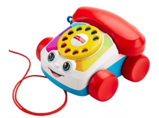 Fisher-Price - Tahací telefon CMY08