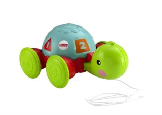 Fisher-Price - Tahací želvička Y8652