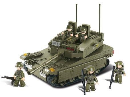 Tank Merkava K - I