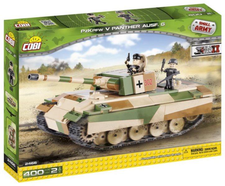 Stavebnice COBI Tank Panther Ausf. G