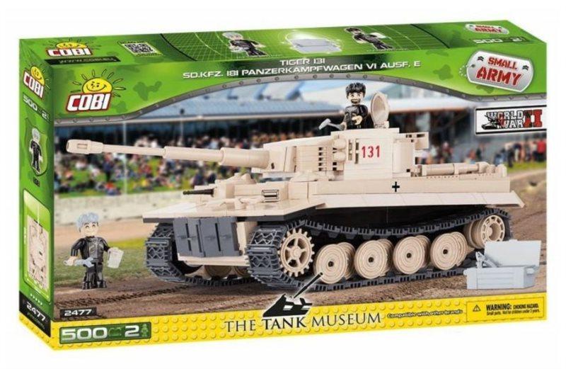 COBI Tank Tiger 131