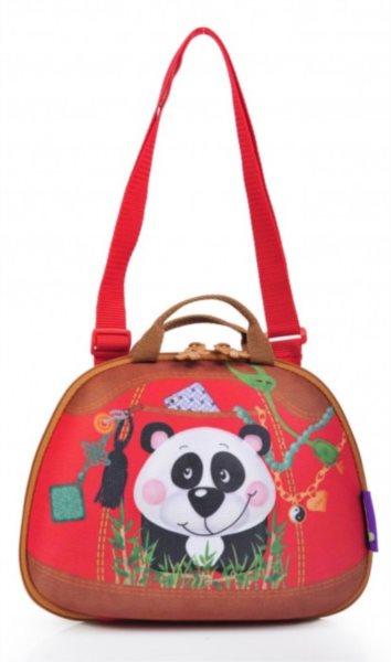 OKIEDOG Taška na svačinu přes rameno - Panda