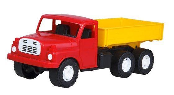DINO Tatra 148 - Valník 30 cm - červenožlutý