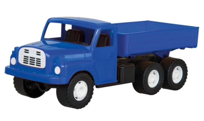 DINO Tatra 148 - Valník 30 cm - modrý